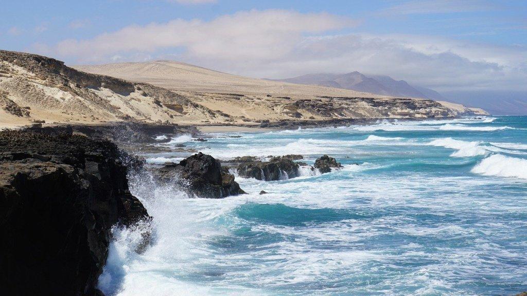 Playa nudistas en españa